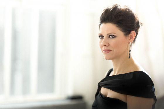 Opernsängerin Tanja Ariane Baumgartner