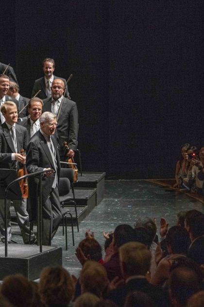 Blomstedt, Wiener Philharmoniker Salzburger Festspiele 2019