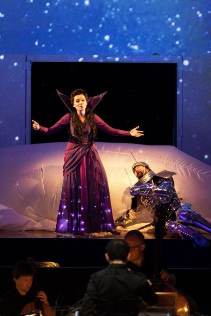 Zauberinsel Salzburger Festspiele 2019 Joel Allison Joanna Kędzior