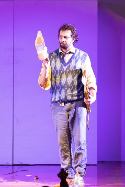 Zauberinsel Salzburger Festspiele 2019 Joel Allison