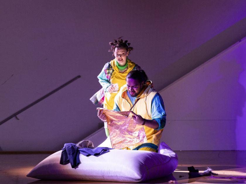 Zauberinsel Salzburger Festspiele 2019 Benson Wilson, Sarah Shine