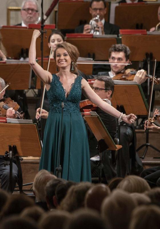 Abschlusskonzert YSP - Mozarteumorchester Salzburg · Kelly Salzburger Festspiele 2019: Joanna Kędzior