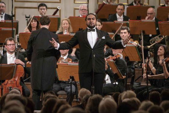 Abschlusskonzert YSP - Mozarteumorchester Salzburg · Kelly Salzburger Festspiele 2019: Benson Wilson
