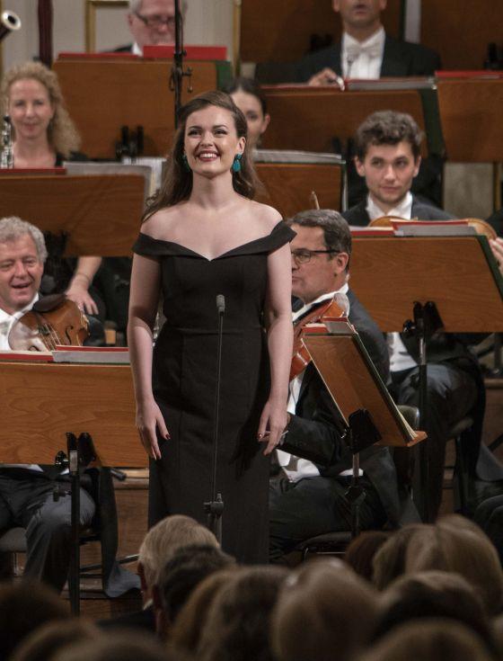 Abschlusskonzert YSP - Mozarteumorchester Salzburg · Kelly Salzburger Festspiele 2019: Sarah Shine