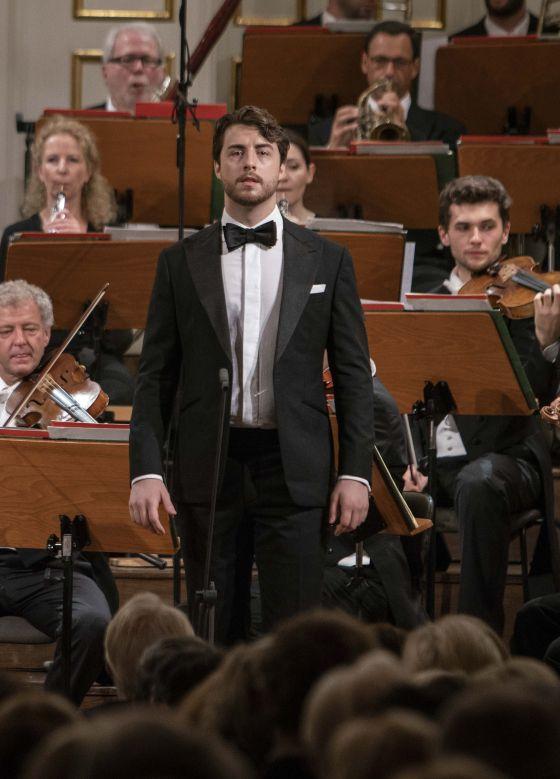 Abschlusskonzert YSP - Mozarteumorchester Salzburg · Kelly Salzburger Festspiele 2019: Josh Lovell
