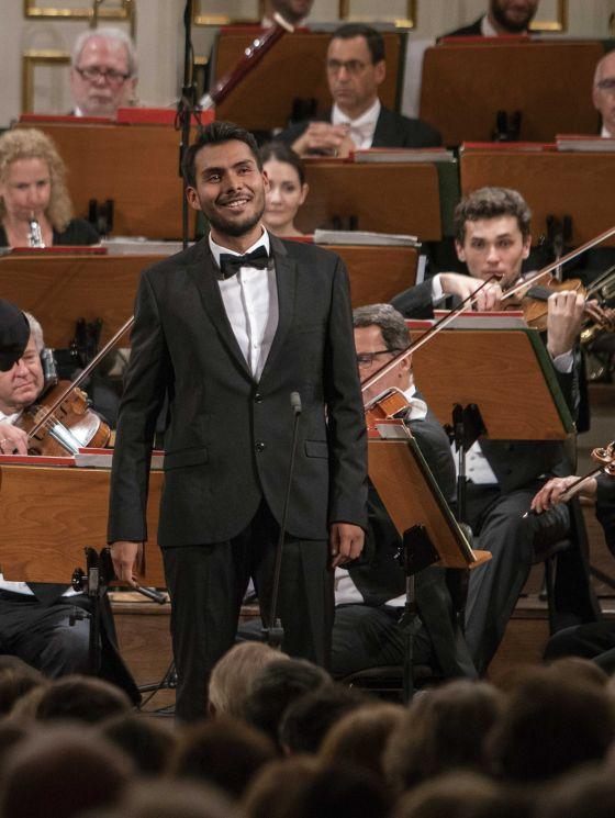 Abschlusskonzert YSP - Mozarteumorchester Salzburg · Kelly Salzburger Festspiele 2019: Ricardo Bojórquez