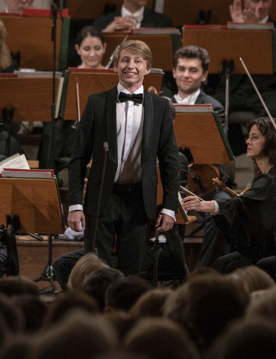 Abschlusskonzert YSP - Mozarteumorchester Salzburg · Kelly Salzburger Festspiele 2019: Iurii Iushkevich