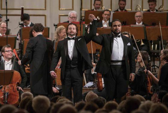 Abschlusskonzert YSP - Mozarteumorchester Salzburg · Kelly Salzburger Festspiele 2019: Joel Allison, Benson Wilson