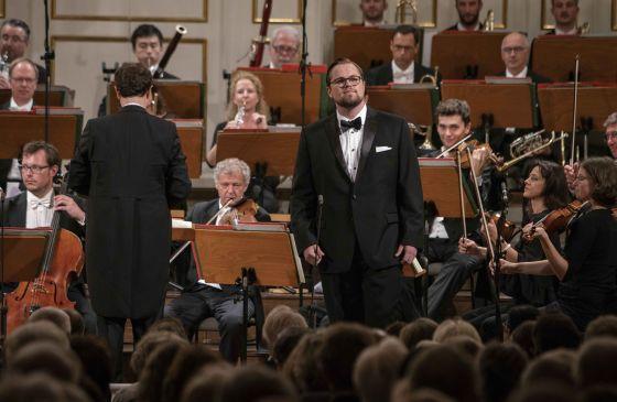 Abschlusskonzert YSP - Mozarteumorchester Salzburg · Kelly Salzburger Festspiele 2019: James Ley