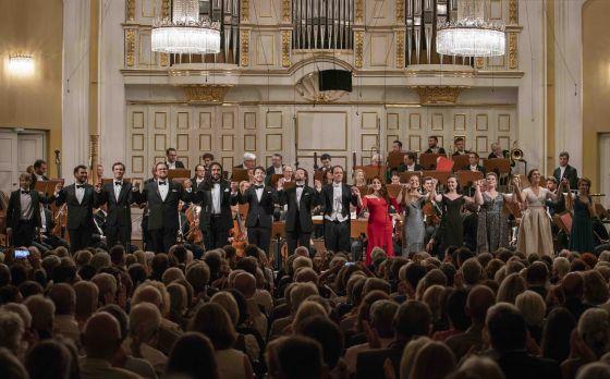 Abschlusskonzert YSP - Mozarteumorchester Salzburg · Kelly 2019: Teilnehmer des YSP Salzburger Festspiele 2019