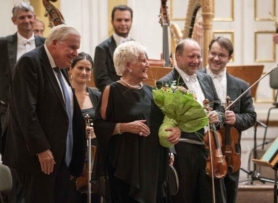 Abschlusskonzert YSP - Mozarteumorchester Salzburg · Kelly Salzburger Festspiele 2019: Das Ehepaar Kühne von der Kühne-Stiftung unterstützt das YSP