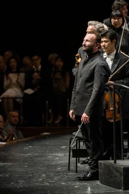 Salzburger Festspiele 2019 Berliner Philharmoniker 1 · Petrenko: Kirill Petrenko, Berliner Philharmoniker