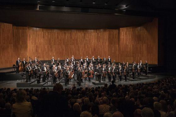 Salzburger Festspiele 2019 Berliner Philharmoniker 2 · Petrenko 2019: Kirill Petrenko, Berliner Philharmoniker