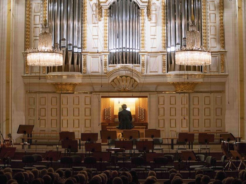 c-Moll-Messe - Camerata Salzburg · Manze Salzburger Festspiele 2019 Hannfried Lucke