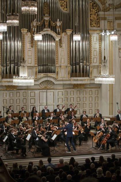 Camerata Salzburg · Viotti Salzburger Festspiele 2019: Lorenzo Viotti, Camerata Salzburg