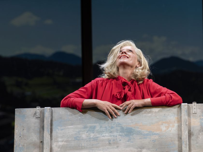 Die Empörten Salzburger Festspiele 2019 Caroline Peters