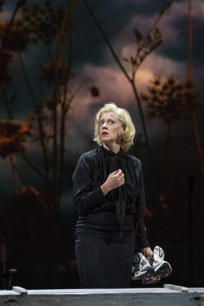 Die Empörten Salzburger Festspiele 2019: Caroline Peters