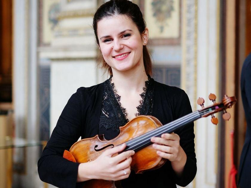 Adela Frăsineanu • Salzburger Festspiele
