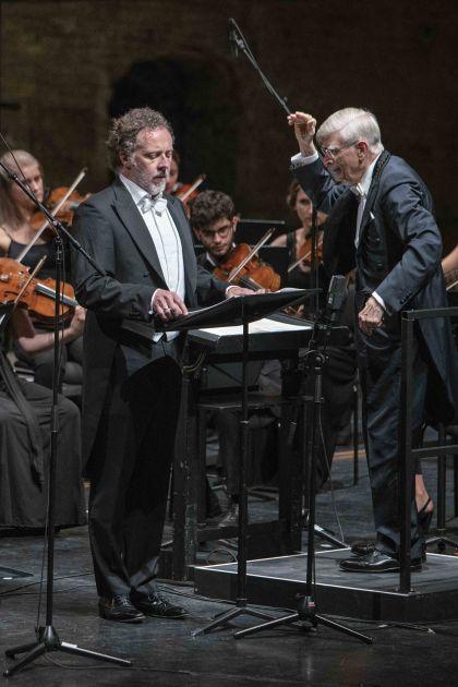 Gustav Mahler Jugendorchester · Blomstedt 2019: Christian Gerhaher, Herbert Blomstedt, Gustav Mahler Jugendorchester
