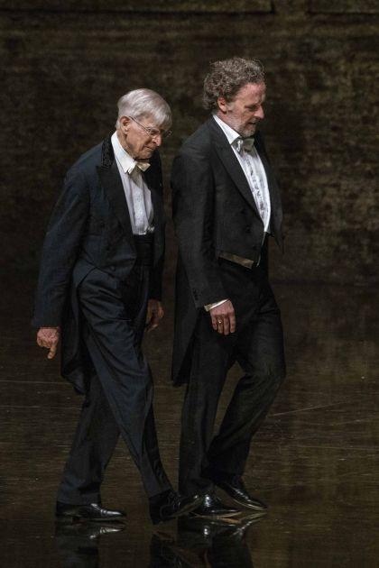 Gustav Mahler Jugendorchester · Blomstedt Salzburger Festspiele 2019: Herbert Blomstedt, Christian Gerhaher