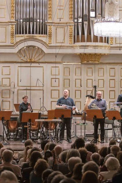 Klangforum Wien · Pomàrico Salzburger Festspiele 2019 Olivier Vivarès, Emilio Pomàrico, Klangforum Wien