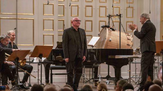 Klangforum Wien · Pomàrico Salzburger Festspiele 2019 Florian Müller, Emilio Pomàrico, Klangforum Wien