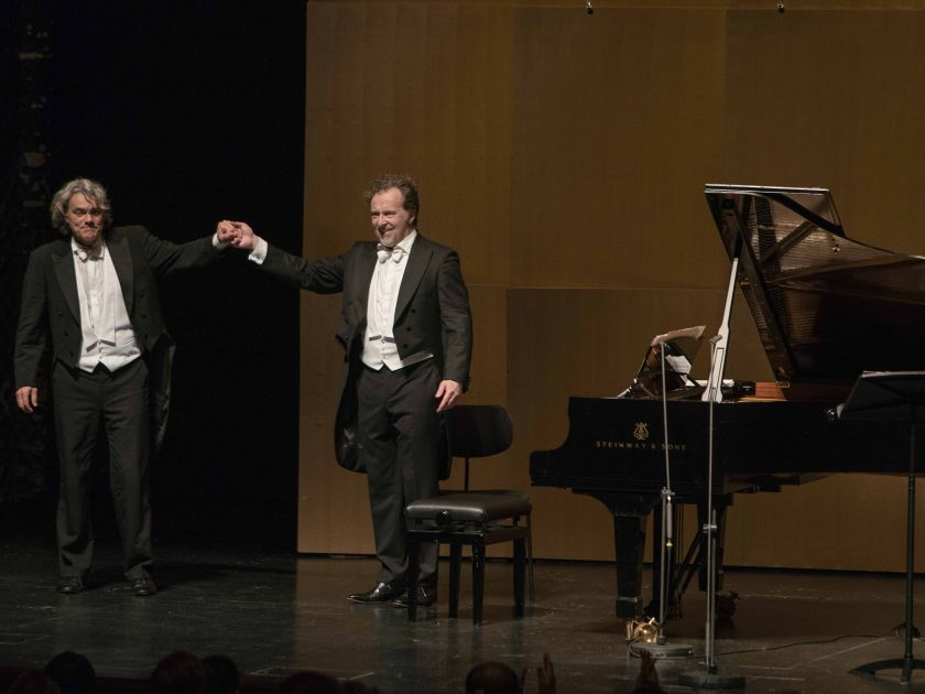 Liederabend Christian Gerhaher, Gerold Huber Salzburger Festspiele 2019