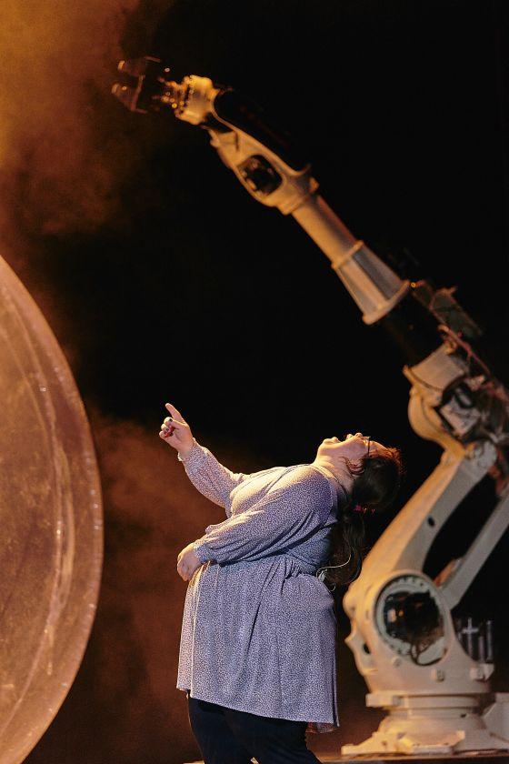 Liliom Salzburger Festspiele 2019 Paula Karolina Stolze
