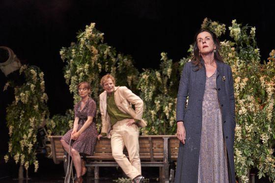Liliom Salzburger Festspiele 2019 Maja Schöne, Jörg Pohl, Oda Thormeyer