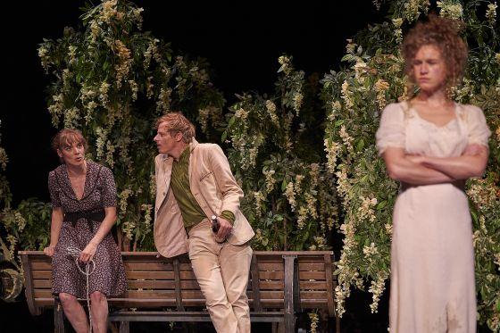 Liliom Salzburger Festspiele 2019 Maja Schöne, Jörg Pohl, Yohanna Schwertfeger