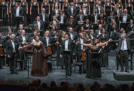 Luisa Miller Salzburger Festspiele 2019: Applaus erster Teil