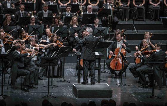 Luisa Miller Salzburger Festspiele 2019: James Conlon (Conductor), Mozarteum Orchestra Salzburg