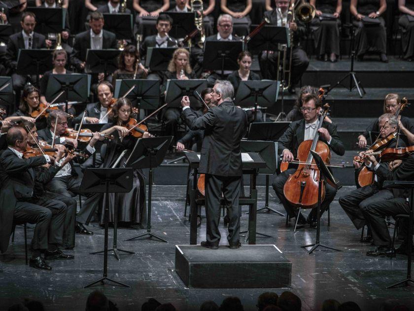 Luisa Miller Salzburger Festspiele 2019: James Conlon (Musikalische Leitung), Mozarteumorchester Salzburg