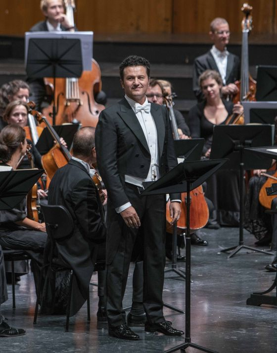 Luisa Miller Salzburger Festspiele 2019: Piotr Beczala (Rodolfo)