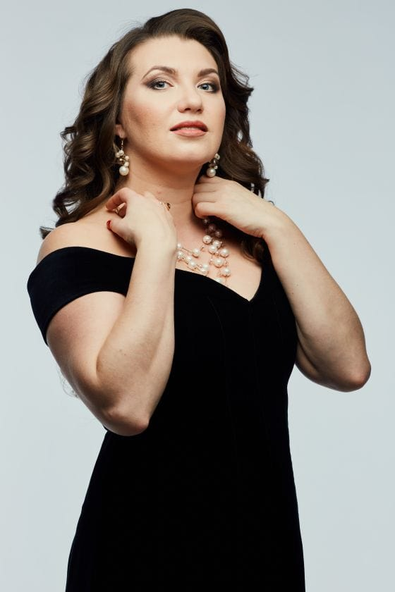 Yulia Matochkina mezzo-soprano