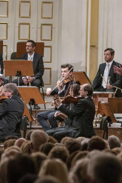 Mozart-Matinee · Pichon Salzburger Festspiele 2019: Raphaël Pichon, Mozarteumorchester Salzburg