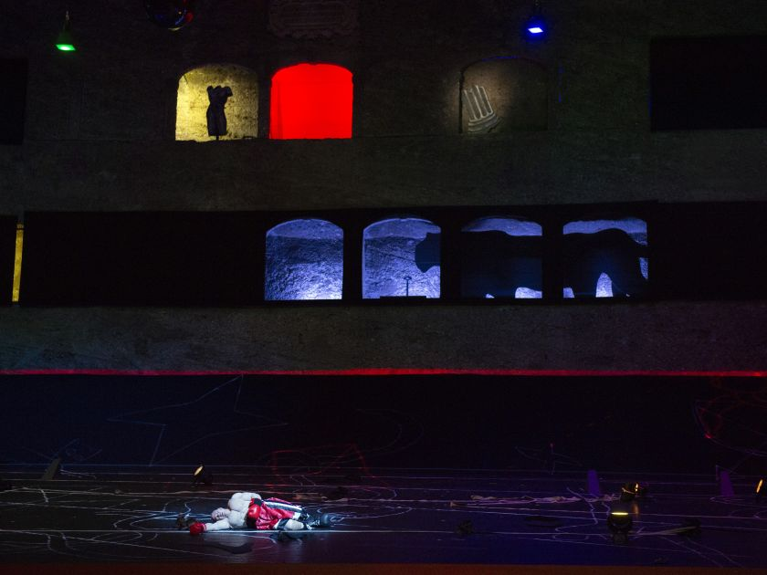 Œdipe Salzburger Festspiele 2019 Christopher Maltman,