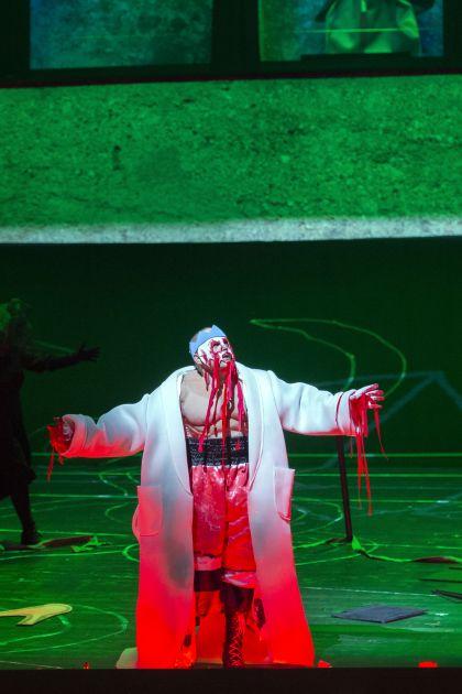 Œdipe Salzburger Festspiele 2019 Christopher Maltman