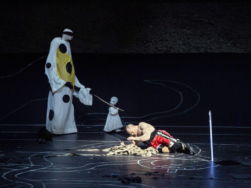 Œdipe Salzburger Festspiele 2019 Christopher Maltman, John Tomlinson