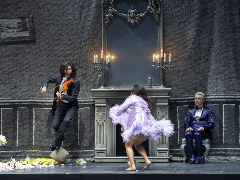 Max Hopp Kathryn Lewek Joel Prieto Orphée aux enfers Salzburger Festspiele 2019
