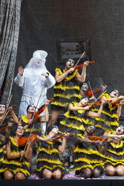 Marcel Beekman, Orphée aux enfers Salzburger Festspiele 2019