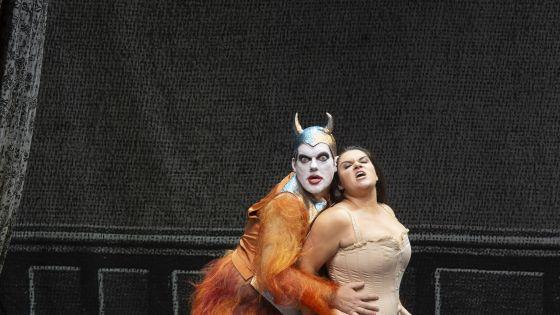 Marcel Beekman, Kathryn Lewek Orphée aux enfers Salzburger Festspiele 2019