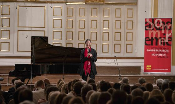 Salzburg Festival Award Winners' Concert of the International Summer Academy Mozarteum 2019: Elisabeth Gutjahr