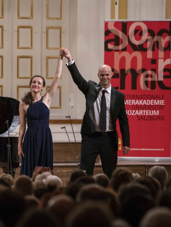 Salzburg Festival Award Winners' Concert of the International Summer Academy Mozarteum 2019: Jolana Slavíková
