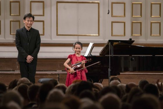 Salzburg Festival Award Winners' Concert of the International Summer Academy Mozarteum 2019: Himari Yoshimura