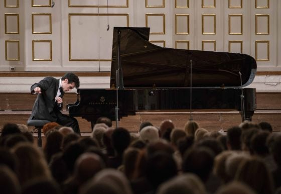 Salzburg Festival Award Winners' Concert of the International Summer Academy Mozarteum 2019: Grigoris Ioannou