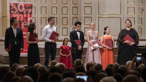 Preisträgerkonzert Internationale Sommerakademie Mozarteum Salzburger Festspiele 2019