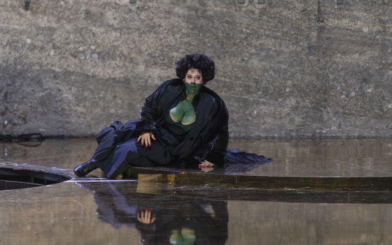 Salome Salzburger Festspiele 2019: Anna Maria Chiuri (Herodias)