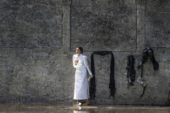 Salome Salzburger Festspiele 2019: Asmik Grigorian (Salome)