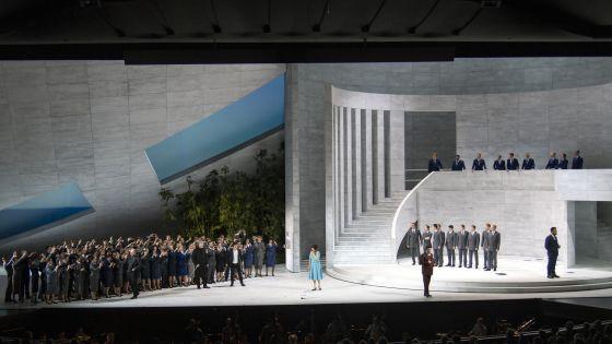 Simon Boccanegra Salzburger Festspiele 2019: Ensemble